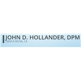 John D. Hollander, DPM