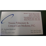 Nassau Pulmonary and Critical Care
